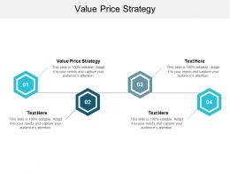 Value Price Strategy Ppt Powerpoint Presentation Summary Gridlines Cpb