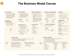 Value Proposition Powerpoint Presentation Slides