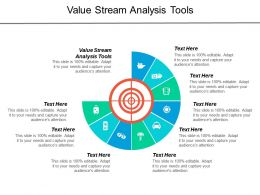 Value Stream Analysis Tools Ppt Powerpoint Presentation Model Format Ideas Cpb