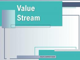 Value Stream Customer Process Management Stream Production Maintenance