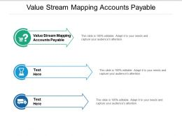 Value Stream Mapping Accounts Payable Ppt Powerpoint Presentation Show Example Introduction Cpb