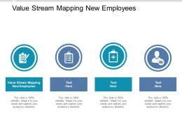 Value Stream Mapping New Employees Ppt Powerpoint Presentation Introduction Cpb
