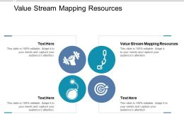 Value Stream Mapping Resources Ppt Powerpoint Presentation Outline Demonstration Cpb