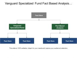 Vanguard Total Stock Vanguard Index Fund Project Overview
