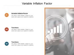 Variable Inflation Factor Ppt Powerpoint Presentation Layouts Templates Cpb