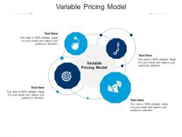 Variable Pricing Model Ppt Powerpoint Presentation Layouts Format Ideas Cpb