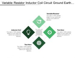 Variable Resistor Inductor Coil Circuit Ground Earth Installation Problem
