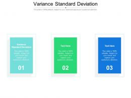 Variance Standard Deviation Ppt Powerpoint Presentation Professional Infographic Template Cpb
