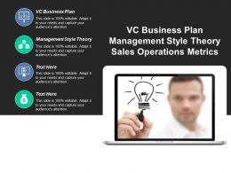 Vc Business Plan Management Style Theory Sales Operations Metrics Cpb