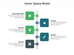 Vector Space Model Ppt Powerpoint Presentation Samples Cpb