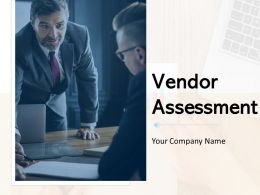 Vendor Assessment Powerpoint Presentation Slides