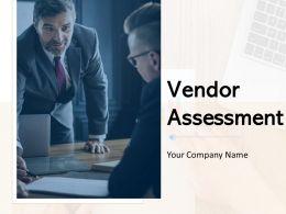 Vendor Assessment Powerpoint Presentation Slides