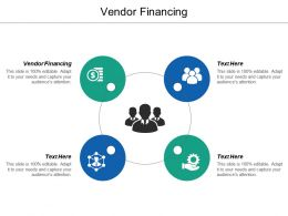 Vendor Financing Ppt Powerpoint Presentation Infographics Templates Cpb