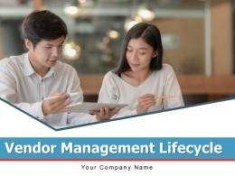 Vendor Management Lifecycle Strategic Lifecycle Sourcing Performance Operational