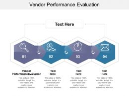 Vendor Performance Evaluation Ppt Powerpoint Presentation Layouts Design Inspiration Cpb