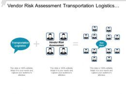 Vendor Risk Assessment Transportation Logistics Business Operations Business Sustainability Cpb