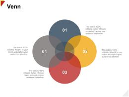 Venn Attention H109 Ppt Powerpoint Presentation File Visuals
