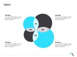 Venn Business Operations Management Ppt Elements