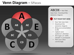 venn_diagram_5_pieces_powerpoint_presentation_slides_db_Slide02