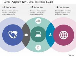 venn_diagram_for_global_business_deals_flat_powerpoint_design_Slide01