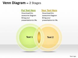 Venn Diagram Stages 4