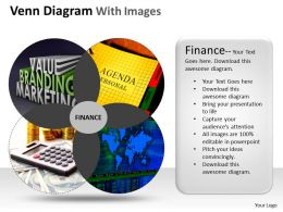 Venn Diagram With Images ppt templates 15