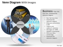 Venn Diagram With Images ppt Templates 16