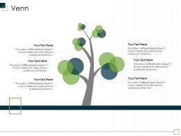 Venn M2995 Ppt Powerpoint Presentation Summary Brochure