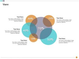 Venn M3031 Ppt Powerpoint Presentation Pictures Outline