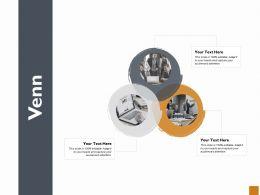 Venn Marketing Ppt Powerpoint Presentation Outline Picture