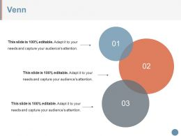 Venn Powerpoint Presentation Templates