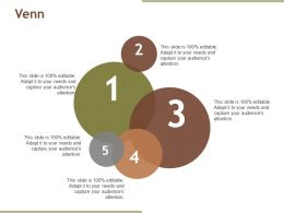 Venn Powerpoint Slide Backgrounds