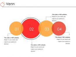 Venn Powerpoint Slide Presentation Examples