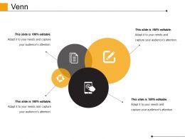 Venn Powerpoint Slide Templates Download