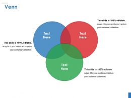 Venn Powerpoint Slide Themes