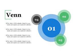 Venn Ppt Design Templates