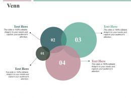 Venn Ppt Infographic Template Grid