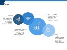 Venn Ppt Infographics Background Images