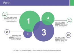 Venn Ppt Infographics Graphics Template