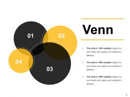 Venn Ppt Model Templates