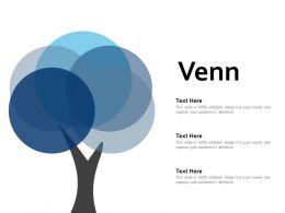 Venn Ppt Portfolio Structure