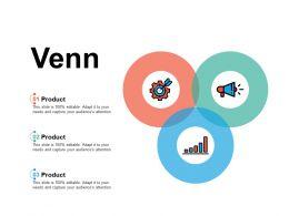 Venn Ppt Powerpoint Presentation Pictures Slide
