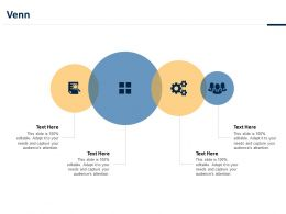Venn Ppt Powerpoint Presentation Professional Design Inspiration