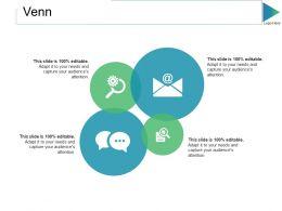 Venn Ppt Slides Background Image