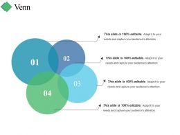 Venn Ppt Summary Influencers