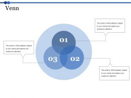 Venn Ppt Summary Outline