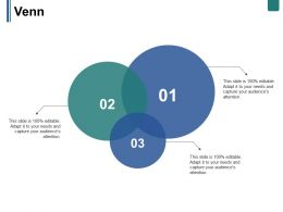 Venn Ppt Summary Slide