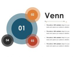 Venn Ppt Summary Vector