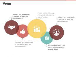 Venn Presentation Ideas