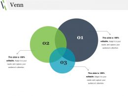 Venn Presentation Powerpoint Example